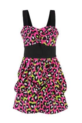GA GA 80's Dress (by Hell Bunny)