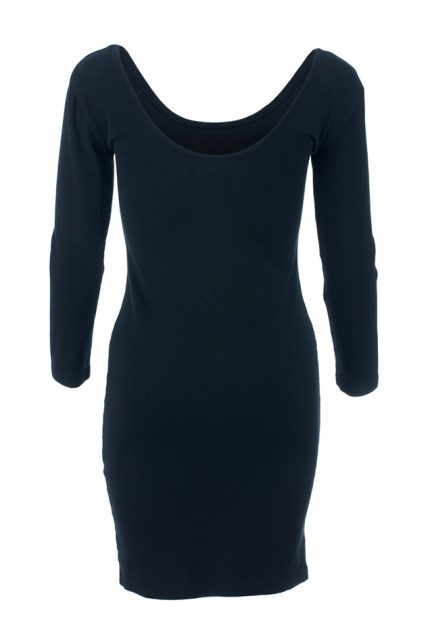 Womens Black OMG Dress (by Iron Fist)
