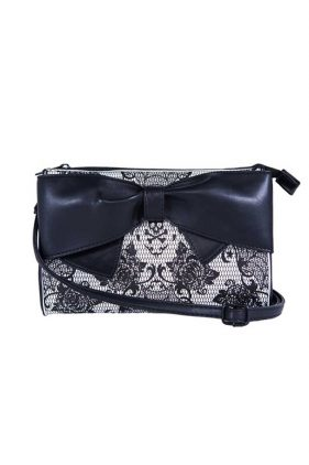 Midnight Widow Wallet