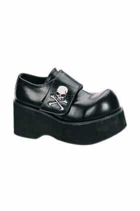 Womens DANK-108 Shoes (by Demonia)