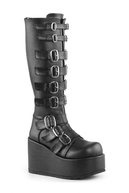 Womens CONCORD-108 Boots (by Demonia)