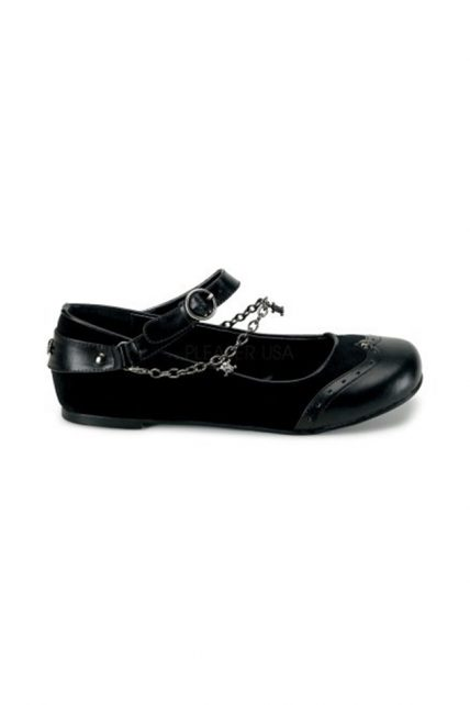 Womens DAISY-07 Flats (by Demonia)