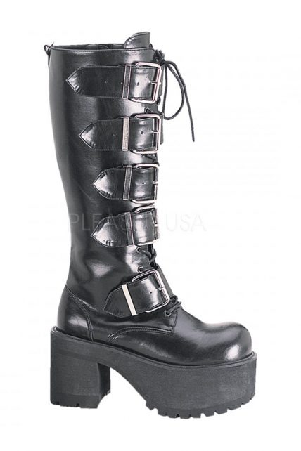 Mens RANGER-318 Boots (by Demonia)