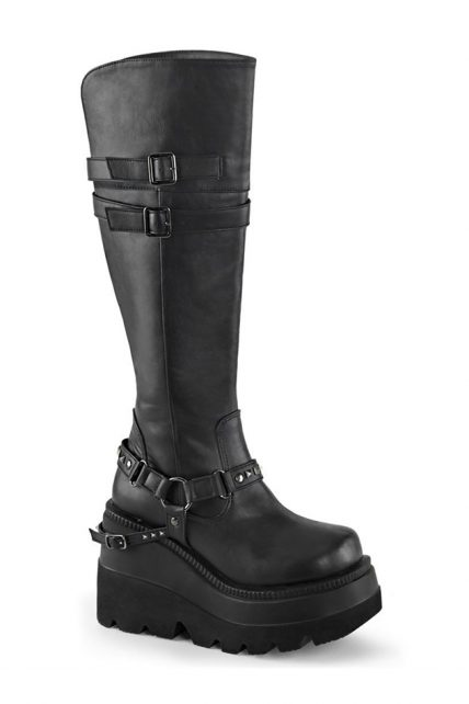 Womens Shaker 101 Boots (by Demonia)