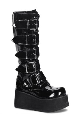 Mens TRASHVILLE-518 Boots (by Demonia)