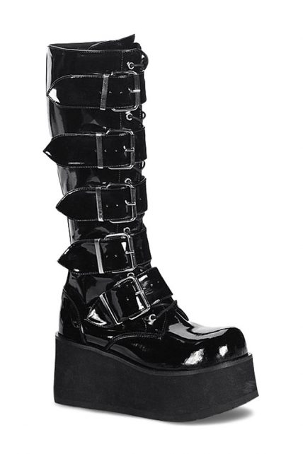 Mens TRASHVILLE-518 Boots (by Demonia)