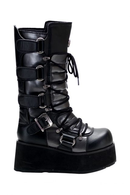 Mens Trashville-519 Boots (by Demonia)