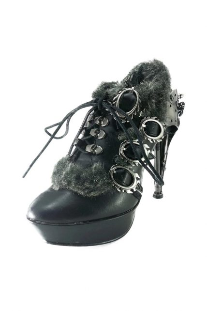 Womens Black Morgana Shoes